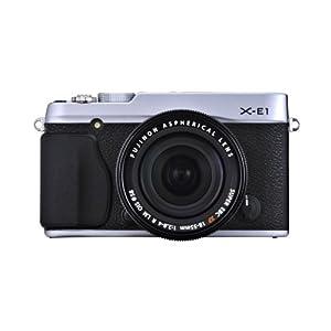 FUJIFILM デジタル一眼レフカメラ X-E1 ミラーレス 1630万画素 APS-Cサイズ Xマウント FX-X-E1