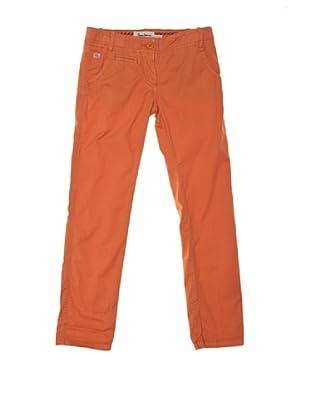 Pepe Jeans London Pantalón Bea (Naranja)