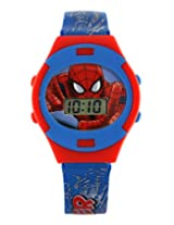 Disney Digital Multi-Colour Dial Boy's Watch - DW100486