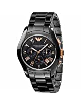 Emporio Armani Grey Chronograph Watch