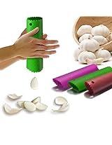 Magic Silicone Garlic Peeler Peel Easy Useful (1Pc)