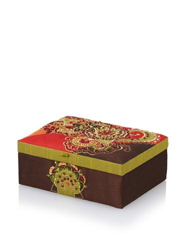 Purva Mughal Majesty Jewelry Box, Multi