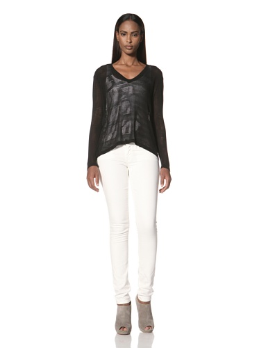 Kimberly Ovitz Women's Tsugu Sweater (Black)