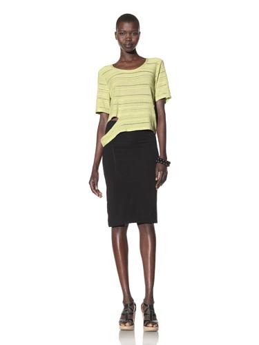Kimberly Ovitz Women's Olin Sweater (sulfur)