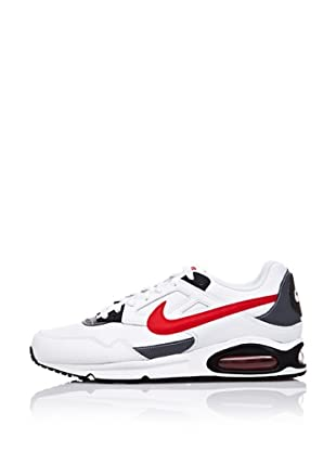 Nike Zapatillas Running Air Max Skyline (Blanco / Rojo / Gris)