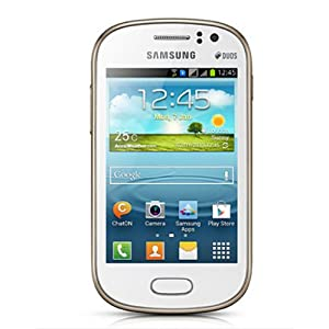 Samsung Galaxy Fame GT-S6812 (Pearl White)