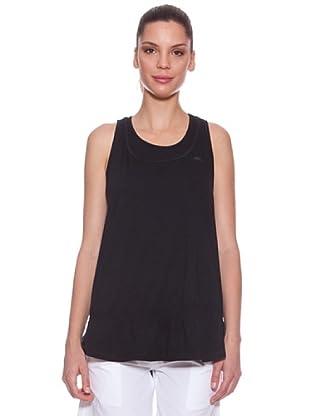 Ellese Camiseta Amy Double (Negro)