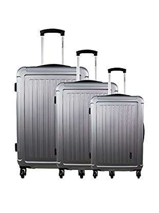 Zifel Set de 3 trolleys semirrígidos