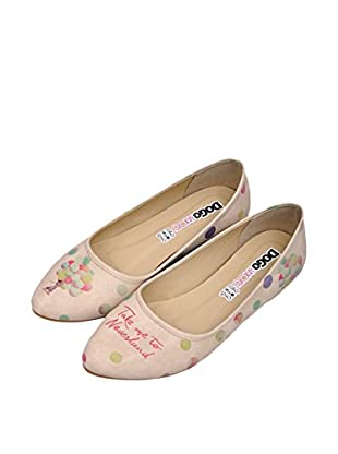 Dogo Bailarinas Take Me To Neverland (Beige)