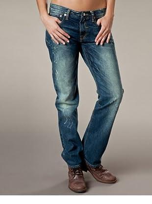 LTB Jeans Miranda Boyfriend Fit Regular Rise (Dunkelblau)