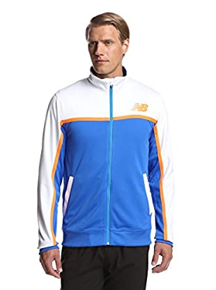 New Balance Men's Classic Jacket (Cobalt)