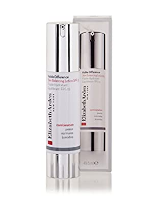 Elizabeth Arden Visible Difference Skin Balancing Lotion Fluid Hydrant SPF16 49.5 ml, Preis/100 ml: 63.9 EUR