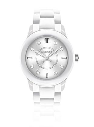 K&Bros  Reloj 9185 (Blanco)