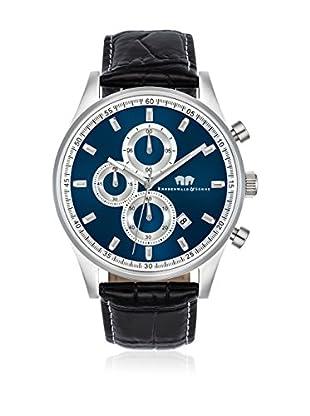Rhodenwald & Söhne Reloj con movimiento cuarzo japonés 10010103 Negro 43  mm