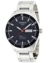 Tissot Analog Black Dial Men's Watch - T0444302105100