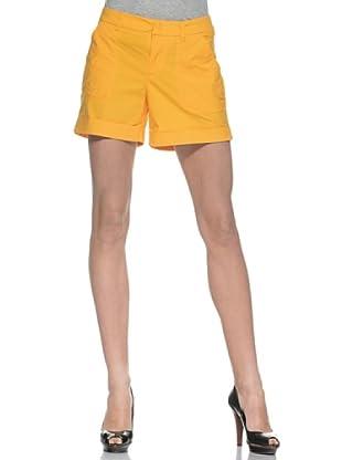 Stefanel Shorts (Orange)
