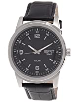 Esprit Analog Black Dial Men's Watch - ES105641001