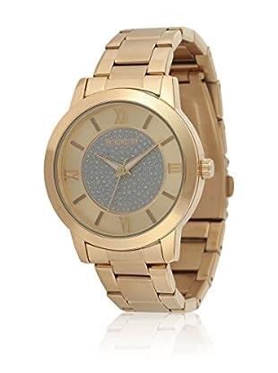 Metropolitan Reloj de cuarzo  Dorado 36.5 mm