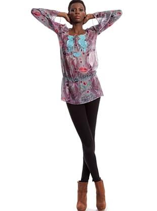 Custo Barcelona Vick Perfum 2292208 Damen Shirts/Langarmshirts (Pink)