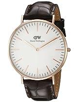 Daniel Wellington, Watch, 0111DW, Men's