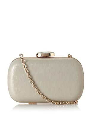 Urban Expressions Women's Selena Minaudiere, Light Gold
