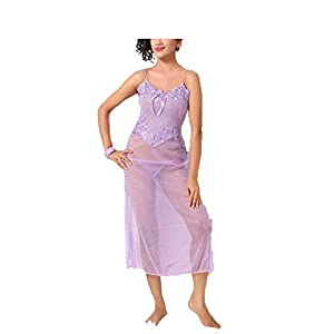 Hot 'n' Sweet Women's Bodysuit - Lavender
