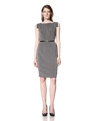Single Women's The Victoria Dress (Charcoal)