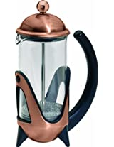 G&H Tea Services 2-Cup Shanghai West Tea and Coffee Press Pot, Copper