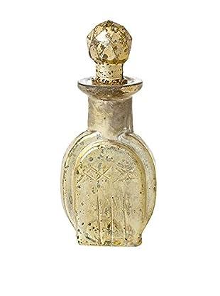 Sage & Co. Cut Glass Bottle III