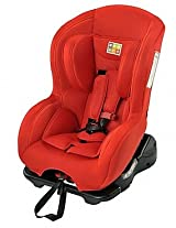 Lockable car seat MM-846 Red