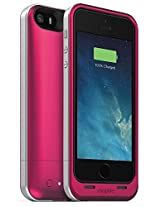 mophie juice pack Air for iPhone 5/ 5s/5se (1,700mAh) - Pink