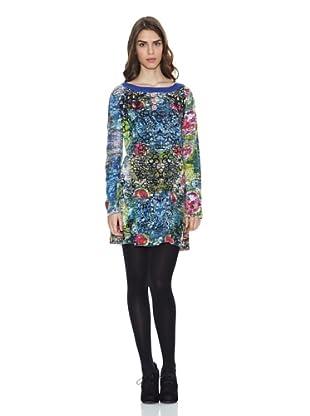 Peace & Love Vestido Hegang (Multicolor)