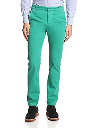 Band of Outsiders Men's Chino Pant (Ultra Green)