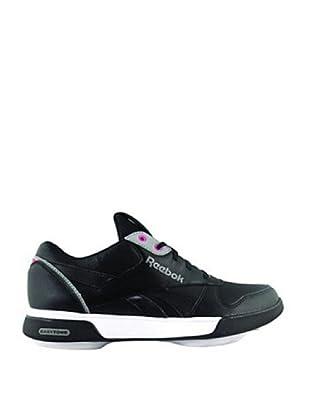 Reebok Zapatillas Easytone Rockeasy L (Negro / Rosa / Gris)