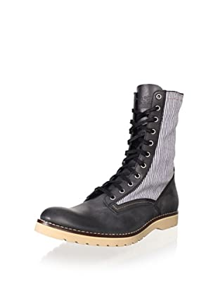 Wolverine No. 1883 Men's Seger Engineer Boot (Black)