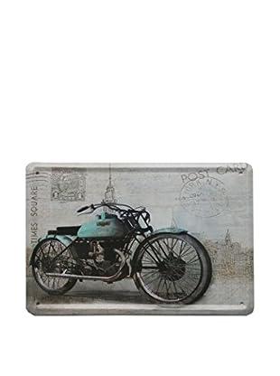LO+DEMODA Wandbild Moto