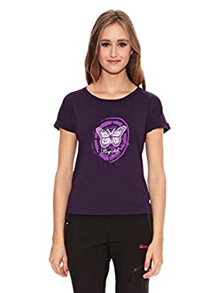 Berg Outdoor Camiseta Manga Corta Wm (Morado)