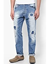 Blue Anti Fit Jeans (Erik) Jack & Jones
