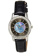 Q&Q Grandex Analog Black Dial Women's Watch - X103J302Y