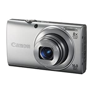 Canon Power Shot A4000IS Digital Camera