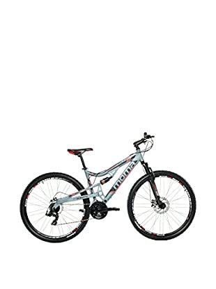 MOMA BIKES Bicicletta Btt 29 Alu Full Susp. Full Disc 24V Equinox M-L Grafite