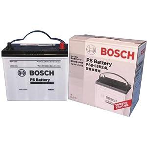 【クリックで詳細表示】Amazon.co.jp | BOSCH [ ボッシュ ] 国産車バッテリー [ PS Battery ] PSB-55B24L | 車&バイク