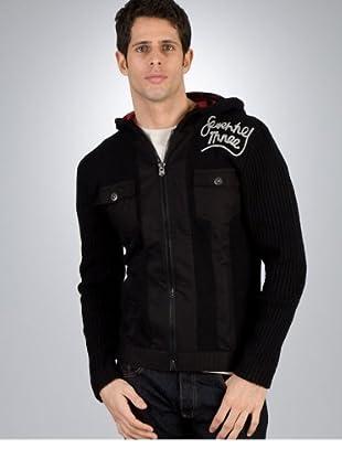 PEPE JEANS lumber jacket black lumber jacket black schwarz M