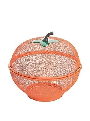 Molecuisine Obstkorb Apple orange/grün
