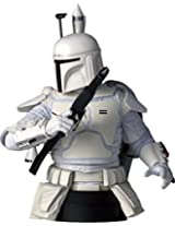 Sdcc 2015 Exclusive Star Wars Prototype Boba Fett 1:6 Scale Mini Bust Limited To 750
