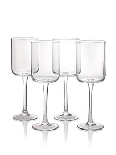Artland Set of 4 Cosmopolitan Wine Glasses