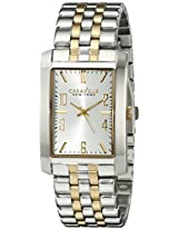 Caravelle by Bulova Dress Analog Champagne Dial Men's Watch - 45A123
