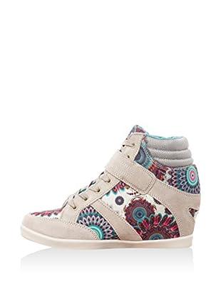 Desigual Keil Sneaker Wedge