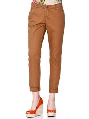 Esprit Pantalon Chino (marrón)