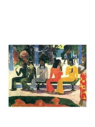 Legendarte Leinwandbild Ta Matete di Paul Gauguin